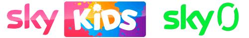 Sky Kids and Sky Zero logo