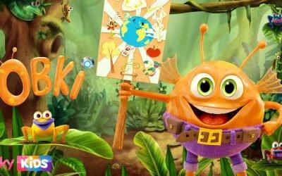 New Sky Kids original series Obki aims to help children understand climate change